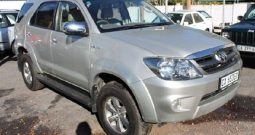 Toyota Fortuner D4D 3.0 Automatic